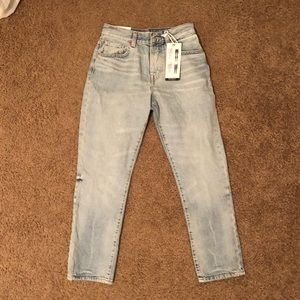 "Forever 21 high waisted ""mom"" jeans NWT"